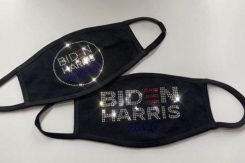 Biden-Harris Bling Mask