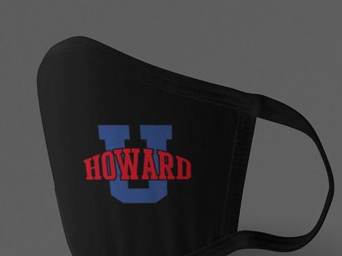 Howard U Mask