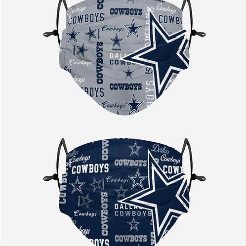 Cowboys Face Masks