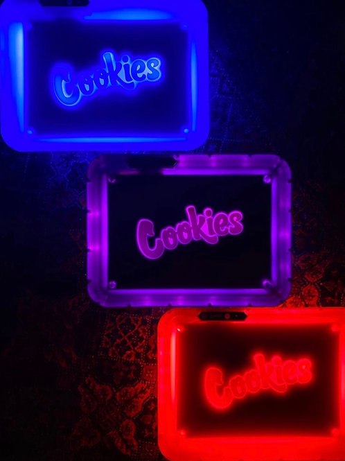 Cookies Glow Tray