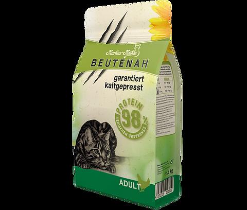 Beutenah Cold Pressed Cat Food 1.2KG