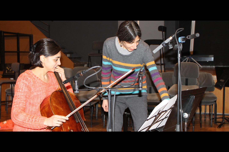 """Recording """"Le geste augmenté"""""""