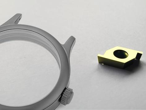 Optimisation de plaquette ISO pour le tournage du titane