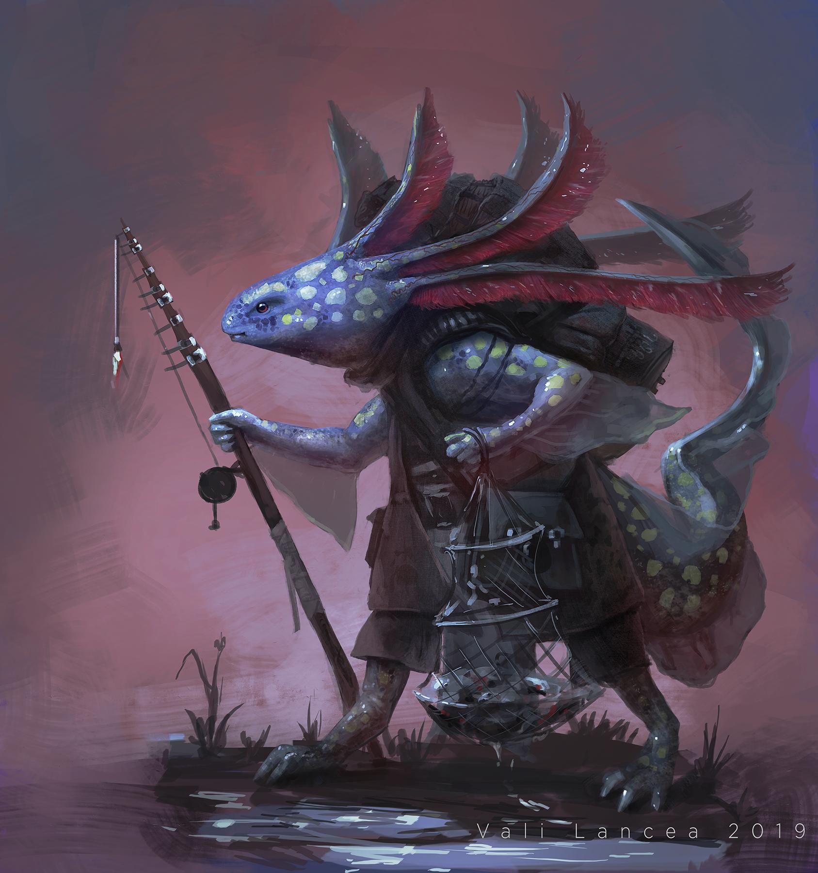 axolotl vali Lancea 2019