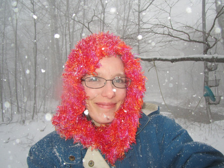 Erie Lake Effect Snowfall
