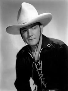 Actor Buck Jones
