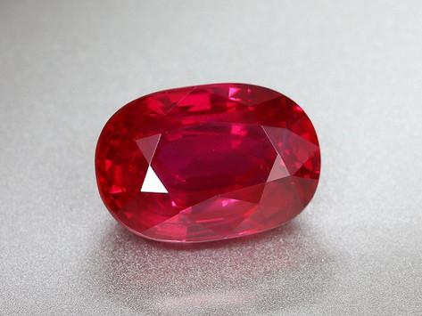 Bí mật về đá Ruby- Hồng ngọc