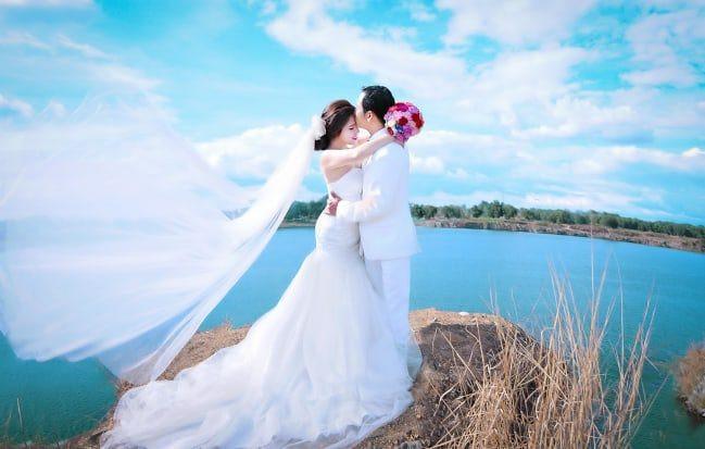 Dành 1-2 tháng chuẩn bị để có bức ảnh cưới thật đẹp