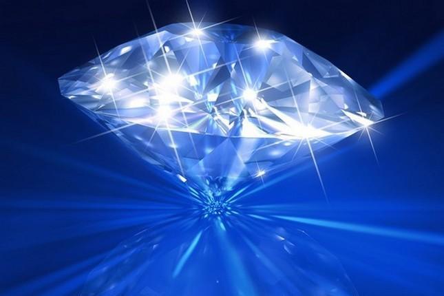 Độ lấp lánh của kim cương