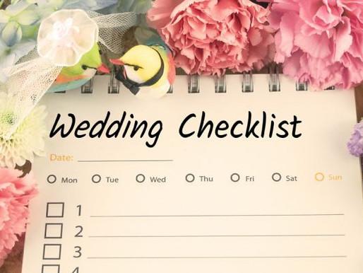10 điều cô dâu cần làm trong vòng 3 tháng trước khi cưới