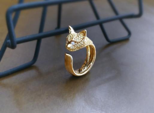 Nhẫn nam Cat Ring thiết kế theo yêu cầu khách hàng đến từ Thái Nguyên