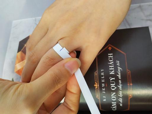 Hướng dẫn cách tự đo size tay tại nhà