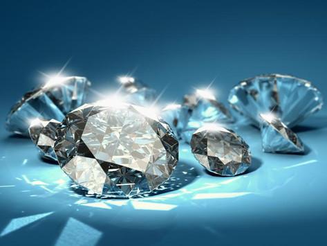 Độ chói- Độ phát lửa và độ lấp lánh của kim cương