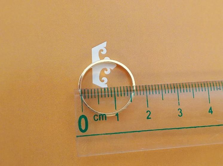 Hướng dẫn cách đo đường kính nhẫn