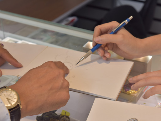 KJ Bespoke Jewelry- Đưa trang sức thiết kế riêng đến gần hơn với mọi người