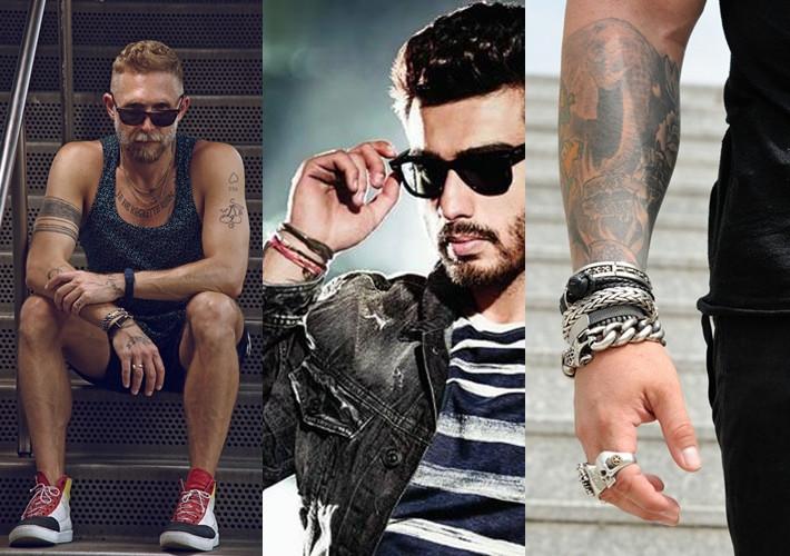 Nhẫn nam Gothic phù hợp với những chàng trai có cá tính mạnh mẽ và thực sự đam mê