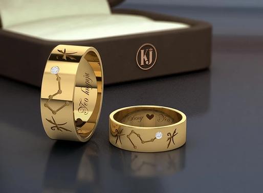 Tổng hợp những mẫu nhẫn cưới độc lạ mang ý nghĩa tình yêu sâu sắc