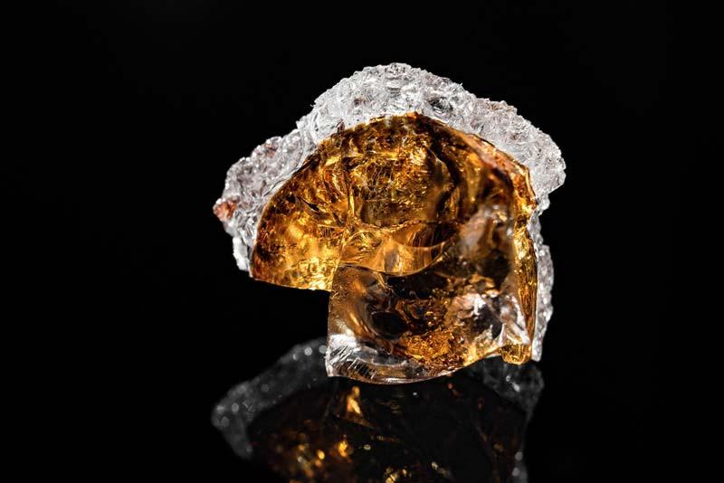Vẻ đẹp lung linh của Thạch anh Vàng( Citrin)