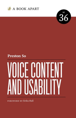 Voice Content and Usability