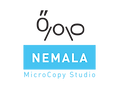 Nemala logo and homepage