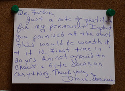 *Dr. Farber Thank you Card 3