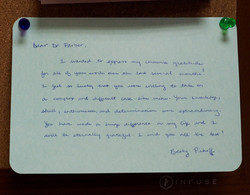 *Dr. Farber Thank You Card 2