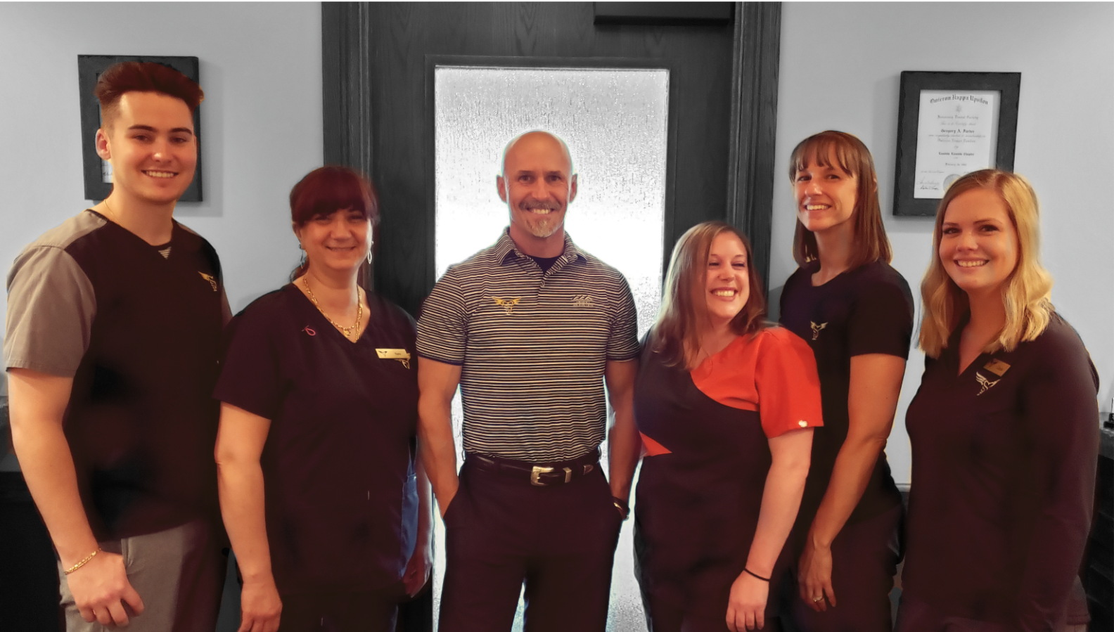 Buffalo Dental Implant team