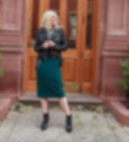 On-air style expert Elizabeth Jones