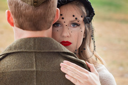 Remembrance Day Photo Shoot