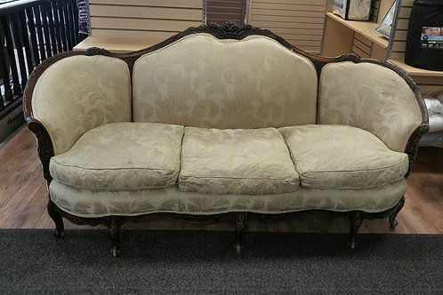 Gold Antique Couch