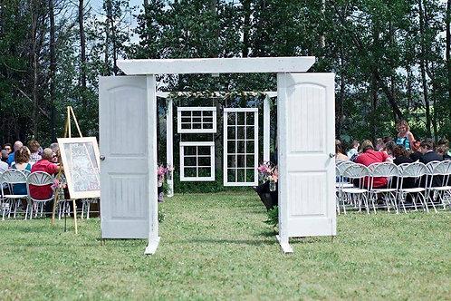 Door Archway & Frame Backdrop