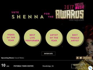 Vote Shenna for Voiceless Music Awards