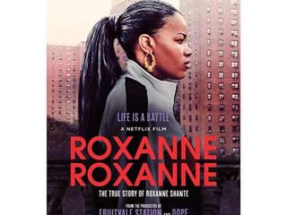 "Netflix presents ""Roxanne Roxanne"""