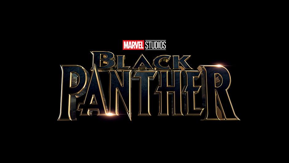 Marvel Studios Black Panther Logo