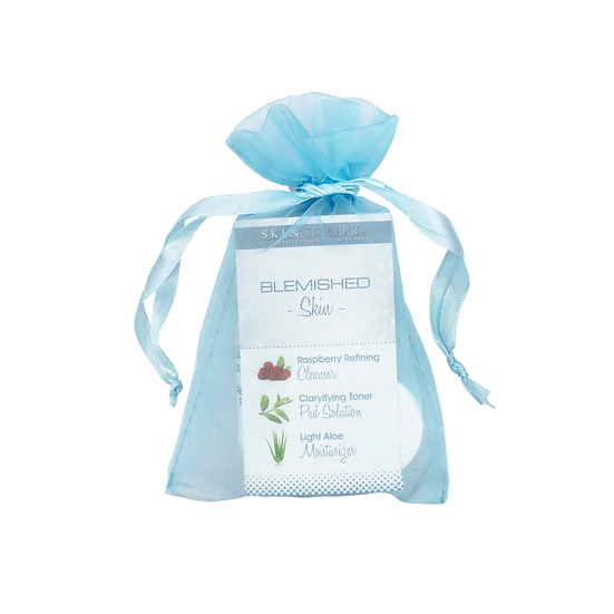 Blemished Skin Sample Bag