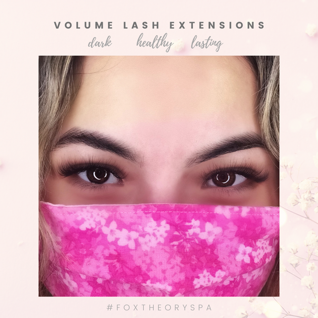 Evelyn Lash Extensions