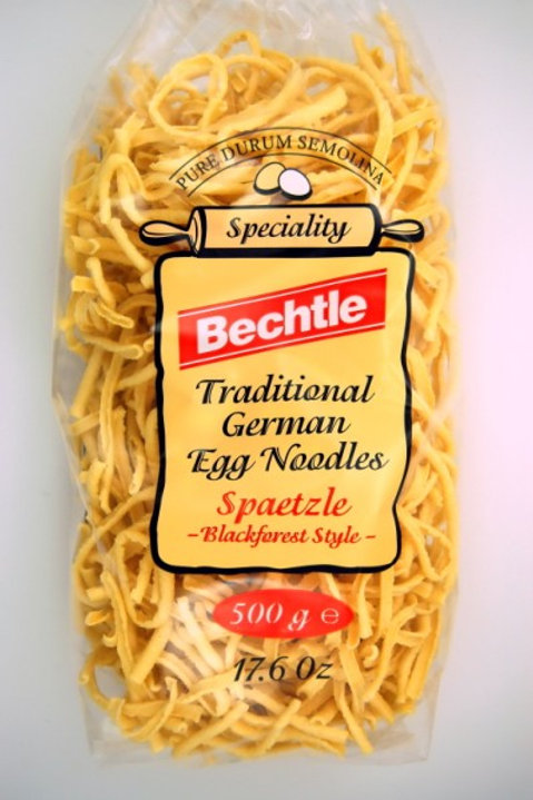 Bechtle Black Forest Spaetzle 17.6 oz (500g)