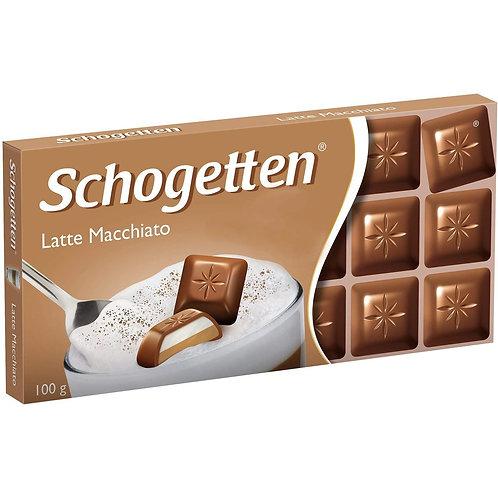 Schogetten Latte Macchiato 3 oz (100g)
