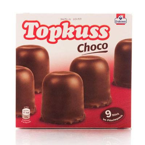 Grabower Topkuss Chocolate Marshmallow Kisses 8.8 oz (250g)