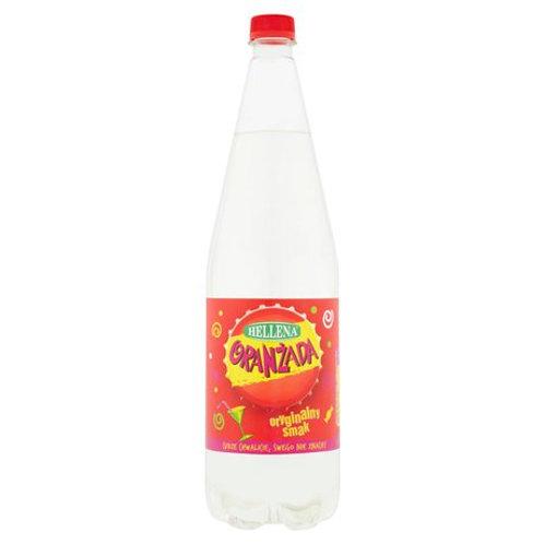 Hellena White Soda (Oranzada Biala Mala) 0.4 ml