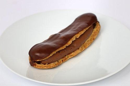 Chocolate Eclair Individual Pastry