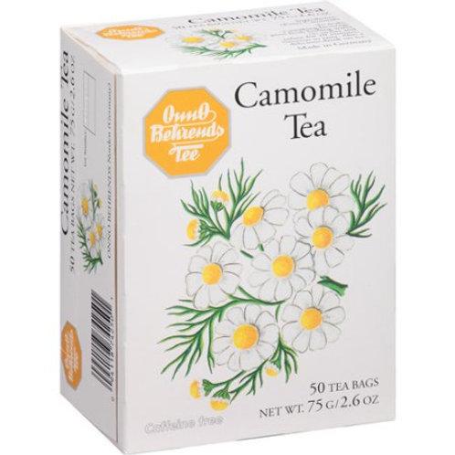 Onno Behrends Camomile Tea (50 bags) 2.6 oz (75g)