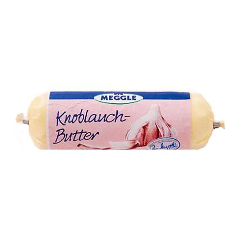 Meggle Knoblauch Butter (Garlic Butter) 4.4 oz