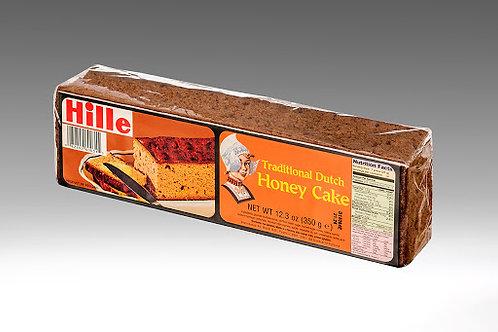 Hille Traditional Dutch Honey Cake 12.3 oz (350g)