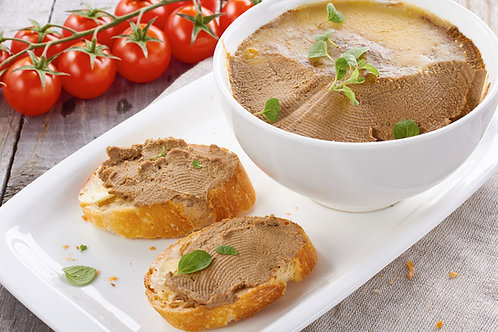 Chicken Liver Pate Spread (0.75 pounds)
