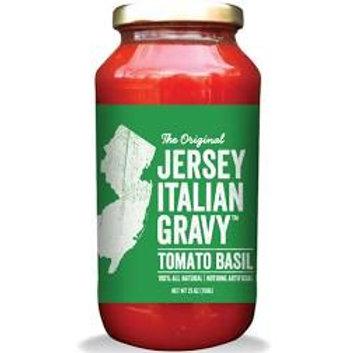 Jersey Italian Gravy Arrabbiata Tomato Basil Sauce 24 oz (680g)
