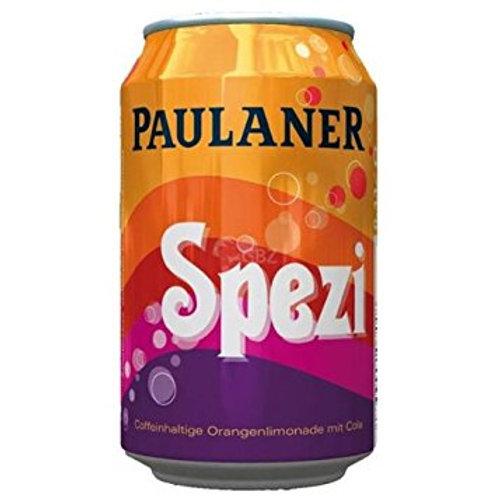 Paulaner Spezi 11.2 oz can