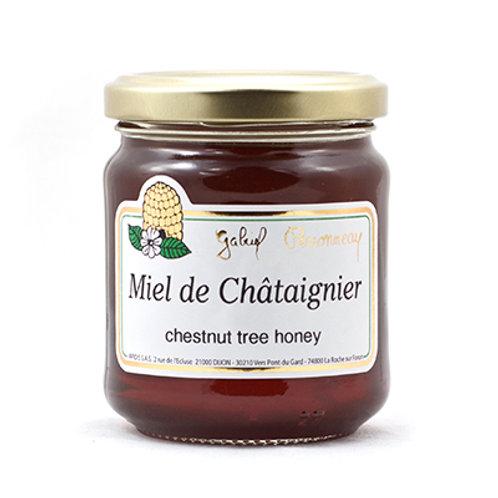Apidis Chestnut Tree Honey (Miel de Chataignier) 8.8 oz (250g)