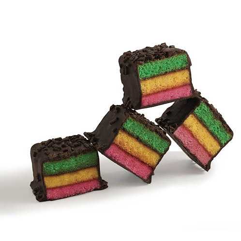 New York Rainbow Cookies (1 lb)