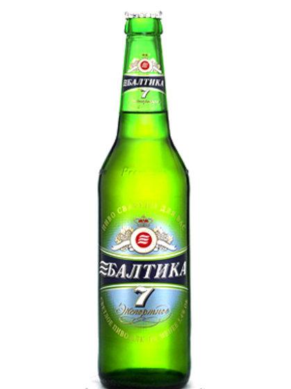 Baltika 7 Eksportnoe (Export) 16.9 oz